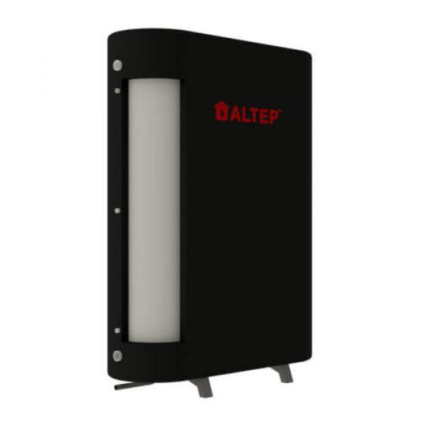 Тепловий акомулятор плоский Аltep ТАП-500 без теплообмінника, 500 літрів