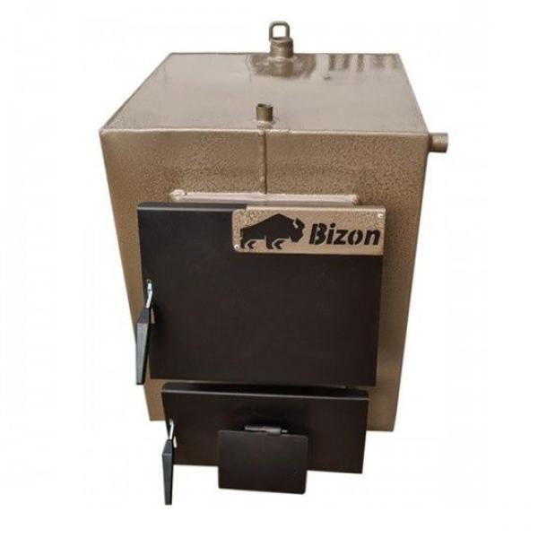 Котел твердопалевний (дрова, вугілля) Bizon-M 10 кВт